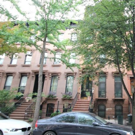 Rent this 7 bed townhouse on 131 Saint James Place in New York, NY 11238