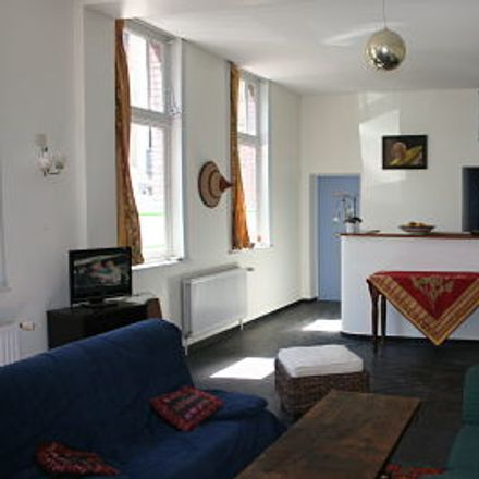 Rent this 0 bed apartment on Rue Crickx 1 in 1060 Saint-Gilles, Belgique