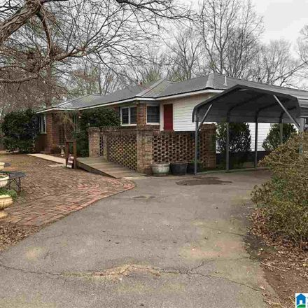 Rent this 3 bed house on Dove Ln in Pell City, AL