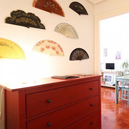 Rent this 1 bed apartment on Calle del Amparo in 22, 28012 Madrid