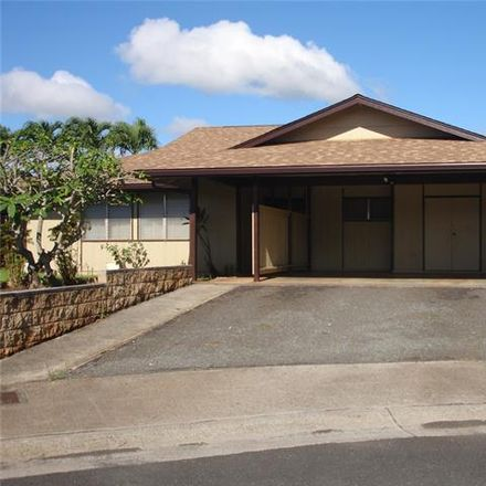 Rent this 3 bed house on Mililani in HI, US