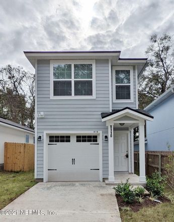 Rent this 3 bed house on 9010 Dandy Avenue in Jacksonville, FL 32211