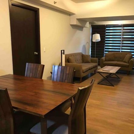 Rent this 2 bed condo on Blenz in Dela Rosa Access Road 3, Makati