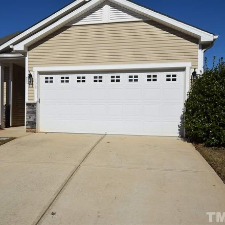 Rent this 3 bed house on 128 Plymouth Drive in Clayton, NC 27520