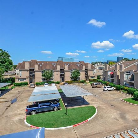 Rent this 2 bed condo on 3015 Walnut Bend Lane in Houston, TX 77042
