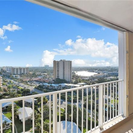 Rent this 2 bed condo on 1010 South Ocean Boulevard in Lauderdale-by-the-Sea, FL 33062