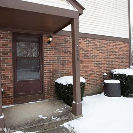 Rent this 2 bed condo on 7825 Pontiac Lake Road in Waterford Township, MI 48327