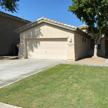 Rent this 3 bed house on 14504 West Indianola Avenue in Goodyear, AZ 85395