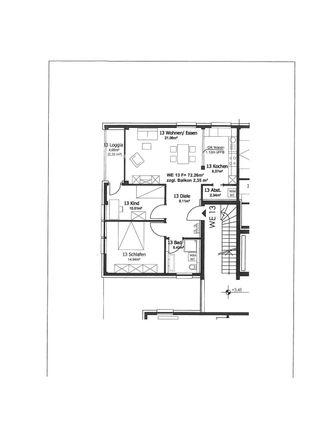Rent this 3 bed apartment on MAK in Rheinstraße 47, 64283 Darmstadt