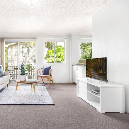 Rent this 1 bed apartment on 5/1304 - 1308 Pacific Highway