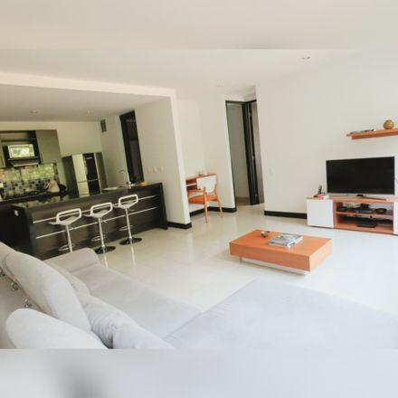 Rent this 1 bed apartment on Calle 3 Sur in Comuna 14 - El Poblado, Medellín