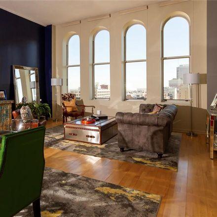 Rent this 2 bed loft on Terra Cotta Lofts in 1501 Locust Street, St. Louis