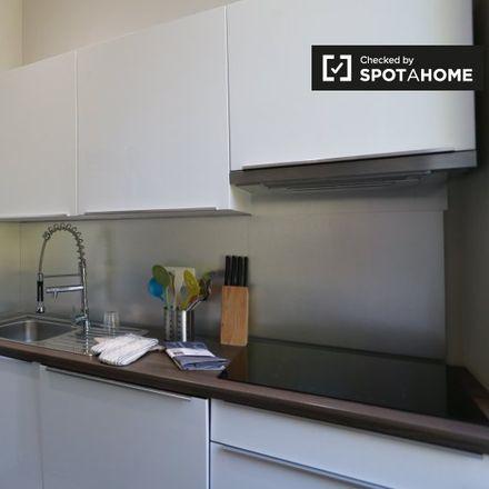 Rent this 1 bed apartment on Avenue de la Brabançonne - Brabançonnelaan 6 in 1000 Ville de Bruxelles - Stad Brussel, Belgium