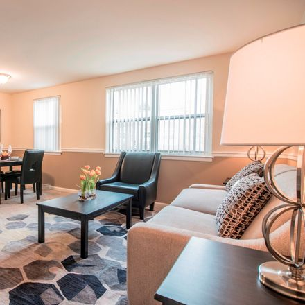 Rent this 1 bed apartment on Academy for College and Career Exploration in 1300 West 36th Street, Baltimore