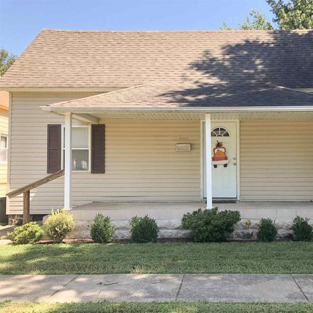 Rent this 3 bed house on 304 North 19th Street in Herrin, IL 62948