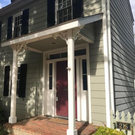 Rent this 4 bed house on 216 Wirt Street Northwest in Leesburg, VA 20176