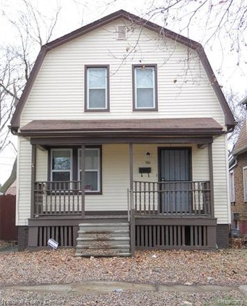 Rent this 3 bed house on 96 Le Roy St in River Rouge, MI