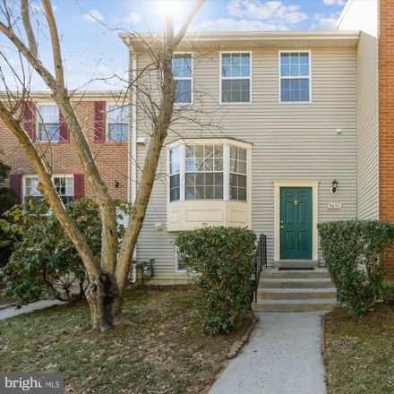 Rent this 4 bed townhouse on 7638 Indian Hills Drive in Derwood, MD 20855