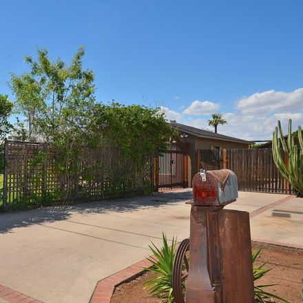 Rent this 3 bed house on 2418 East Harvard Street in Phoenix, AZ 85008