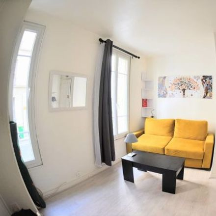 Rent this 1 bed apartment on 22 Rue Rosenwald in 75015 Paris, France