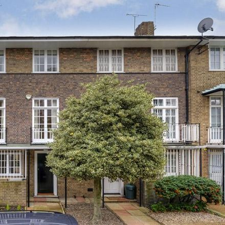 Rent this 4 bed house on 8-16 Acacia Gardens in London NW8, United Kingdom