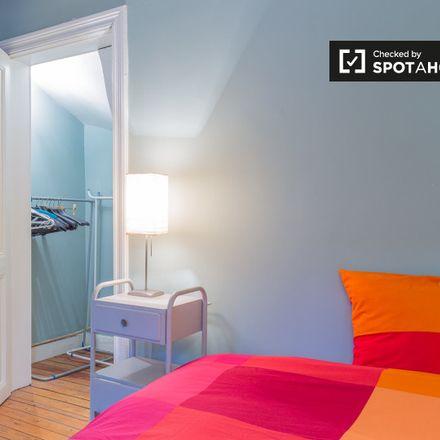 Rent this 2 bed apartment on Avenue Maréchal Foch - Maarschalk Fochlaan 61 in 1030 Schaerbeek - Schaarbeek, Belgium
