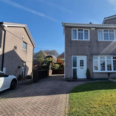 Rent this 3 bed house on Heol Cae Rhosyn in Swansea SA7 9LY, United Kingdom