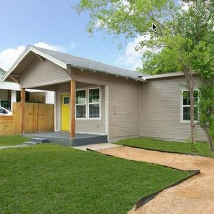 Rent this 3 bed house on 410 Spruce Street in San Antonio, TX 78203