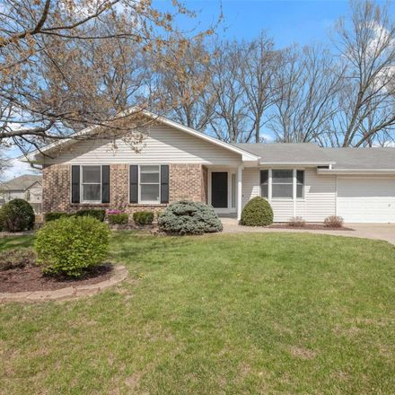 Rent this 3 bed house on 23 Plymouth Court in Saint Charles County, MO 63304