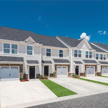 Rent this 3 bed townhouse on Braden Woods Drive in Chesterfield County, VA 23832