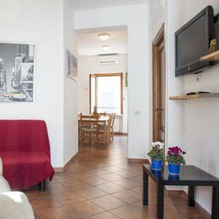 Rent this 3 bed apartment on Guardia di Finanza in Via della Luce, 35