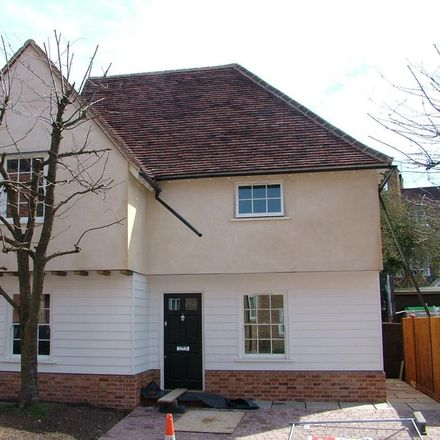 Rent this 1 bed apartment on Budgens in Hasler's Court, Brentwood CM4 0DS