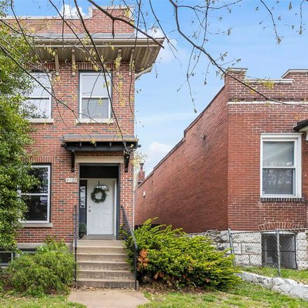 Rent this 3 bed house on 4327 Norfolk Avenue in City of Saint Louis, MO 63110