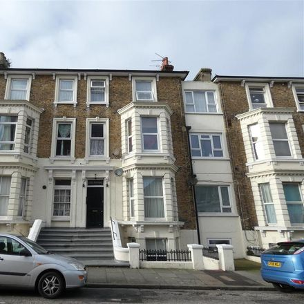 Rent this 1 bed apartment on 46 Athelstan Road in Margate CT9 2BB, United Kingdom