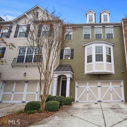 Rent this 3 bed townhouse on Woody Trl in Mableton, GA