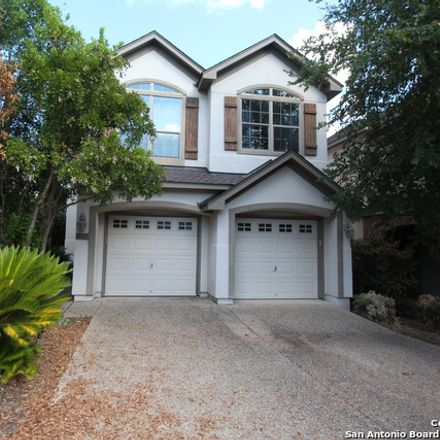 Rent this 3 bed house on 21830 Andrews Garden in San Antonio, TX 78258