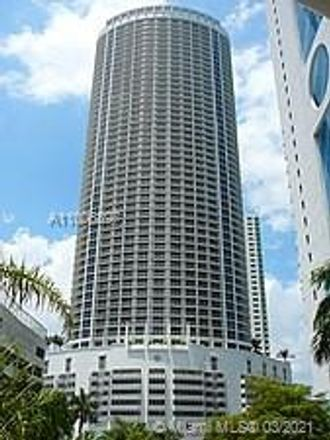 Rent this 1 bed condo on Opera House in 1750 North Bayshore Drive, Miami