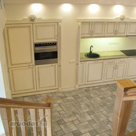 Rent this 1 bed apartment on Žydų g. 3 in 01131 Vilnius, Lithuania