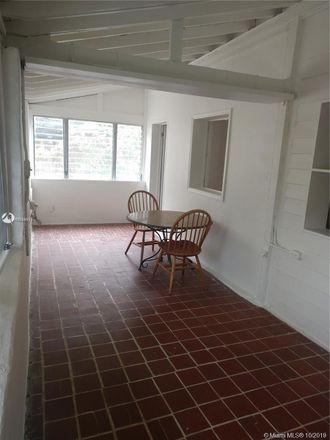 Rent this 1 bed apartment on 11342 Peachtree Drive in Miami Shores, FL 33161