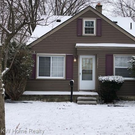 Rent this 3 bed house on 24291 Parklawn Street in Oak Park, MI 48237