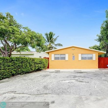 Rent this 2 bed duplex on 1026 Northwest 7th Terrace in Fort Lauderdale, FL 33311