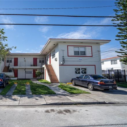 Rent this 0 bed apartment on 460 Northeast 82nd Terrace in Miami, FL 33138