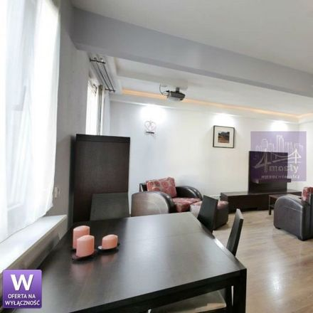 Rent this 2 bed apartment on Aleksandra Krępy 8 in 30-427 Krakow, Poland