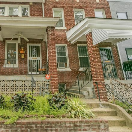 Rent this 3 bed townhouse on 206 Cromwell Terrace Northeast in Washington, DC 20002