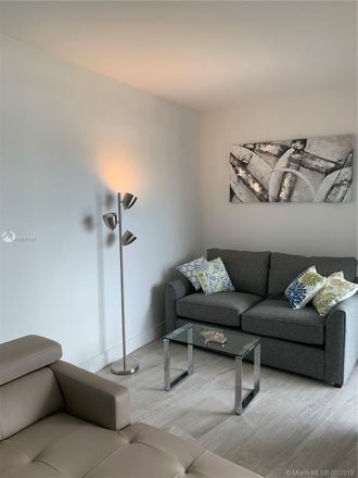 Rent this 1 bed condo on The Shops at Midtown Miami in Northeast 34th Street, Miami