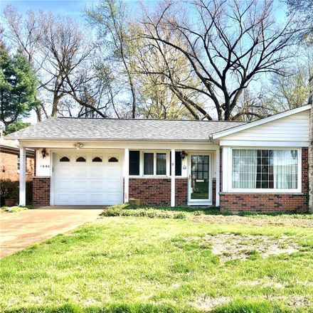 Rent this 3 bed house on Zurich Dr in Florissant, MO