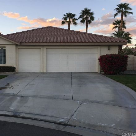 Rent this 3 bed house on 79230 Cam Amarillo in La Quinta, CA