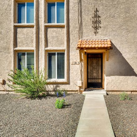 Rent this 2 bed townhouse on N 83rd St in Scottsdale, AZ