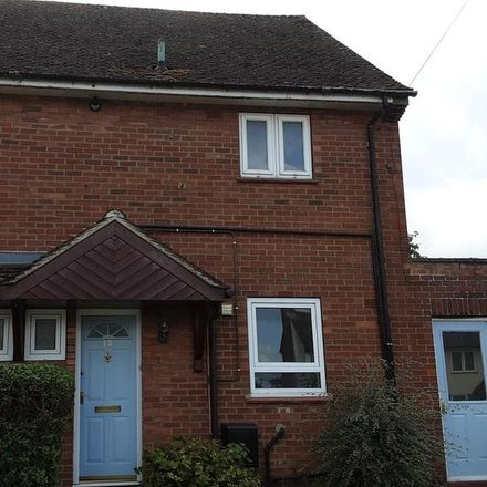 Rent this 2 bed house on Coniston Road in Edith Weston LE15 8HP, United Kingdom