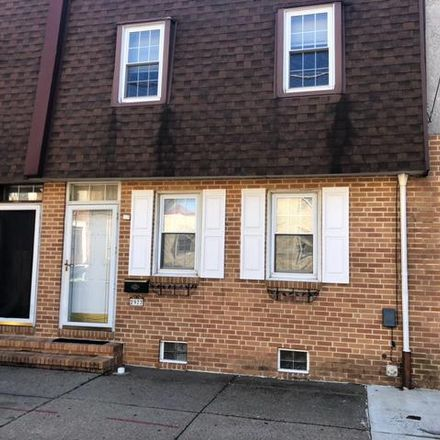 Rent this 3 bed townhouse on 2977 Gaul Street in Philadelphia, PA 19134